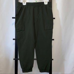 GAP Cargo Athletic Jogger Pants